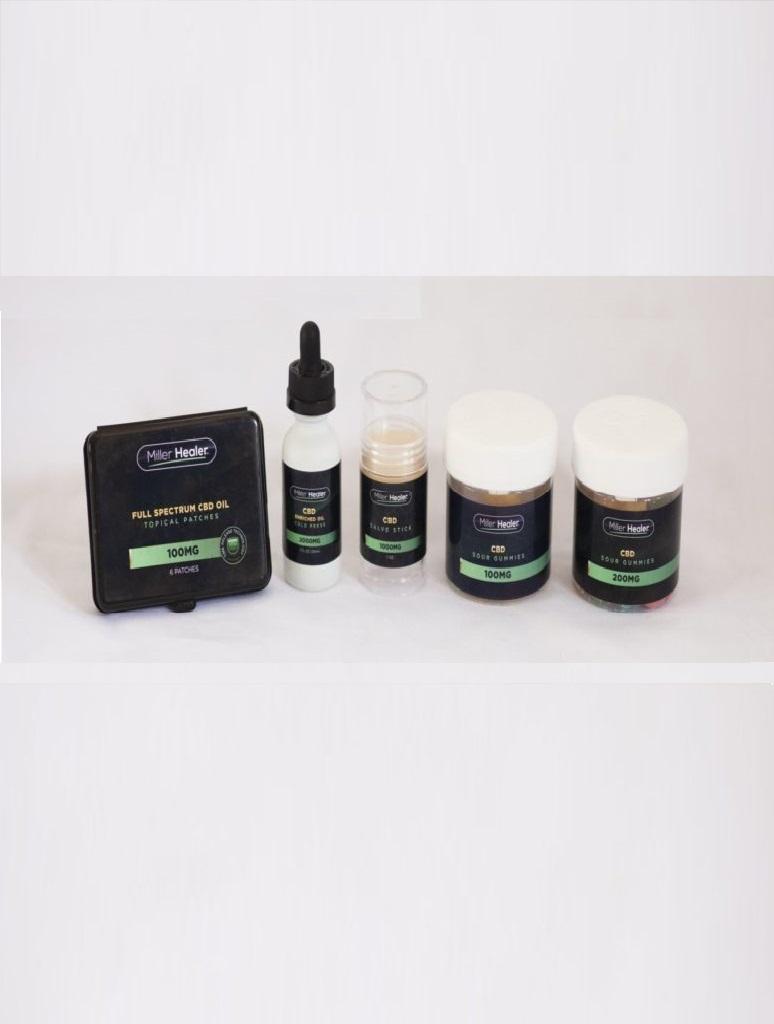 Miller Healer Kit